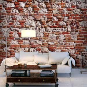Tapete Steinoptik Tipps zur Gestaltung